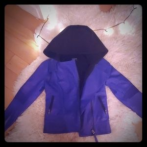 Mackage leather Jacket, excellent condition !!!